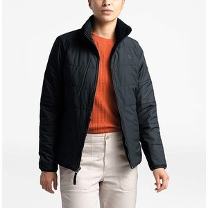 North Face Reversible Sherpa WaterRepellent Jacket